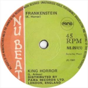 King Horror-Frankenstein