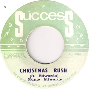 rupie edwards-Christmas Rush