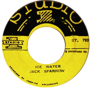 Jack Sparrow-Ice Water