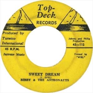 top deck label A