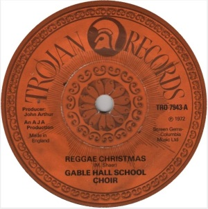 Christmas Label A