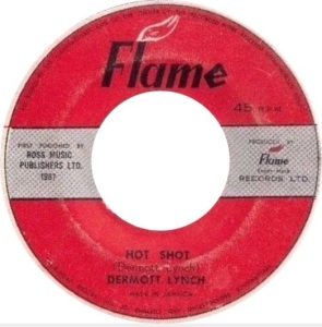Flame Label B